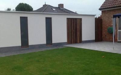 DG Wood Construct - Buitenschrijnwerk